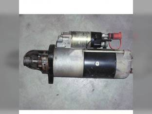 Used Starter - Denso PLGR (19849) John Deere 9400 9220 6030 8870 9420T 9400T 7700 9420 9860 STS 8630 5020 S680 9200 8650 9620 9320 7400 8300 7520 S690 9300T 9300 7300 8770 9750 STS 8400 9520 7500