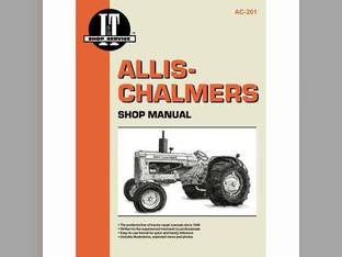 I&T Shop Manual Collection Allis Chalmers D15 D15 D15 D15 D12 D12 D12 D12 D14 D14 175 175 D17 D17 D17 D17 D17 D17 170 170 D10 D10 D10 D10 160 160