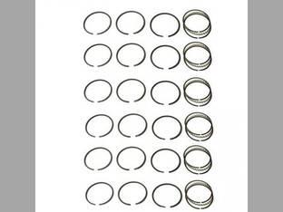 Piston Ring Set - Standard - 6 Cylinder Allis Chalmers B A