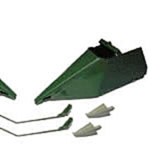 Row Crop Dividers, Complete Short Set