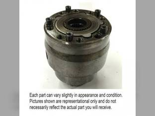 Used MFWD Differential Assembly John Deere 2755 2750 2140 L60101