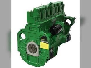 Remanufactured Engine Assembly Basic Block 6076 R109780 John Deere 6076 4955 4955 SE500214