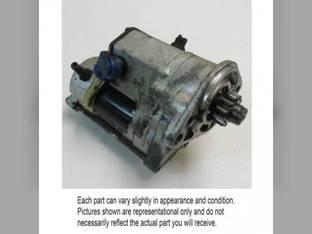 Used Starter - Denso OSGR (18139) New Holland LX485 L160 TC35 LX465 LS160 LS170 L140 TC40 L565 L465 L150 LX665 L175 LS150 L170 LS140 TC45 C175 LX565 Case IH Ford 2120 1920 3415 Case 410 420CT 420