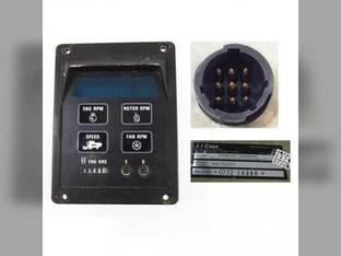 Remanufactured Tachometer Gauge Case IH 1644 1666 1680 1660 1688 1670 1640 1935114C1