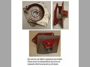 Used Inclined Delivery Auger Drive Housing Case IH 2366 2388 1666 2344 2588 2188 2144 1660 2577 1688 2377 1680 2166 1321020C1