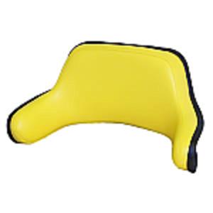 Seat Back - Yellow Vinyl