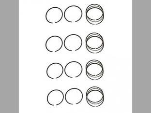 Piston Ring Set - Standard - 4 Cylinder John Deere 4219 2520 2440