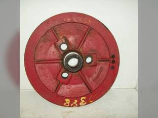 Used Rotor Drive Pulley Half Case IH 1644 2388 1666 2344 2166 1620 2366 1660 1688 2188 2144 1670 1640 1680 1330054C1