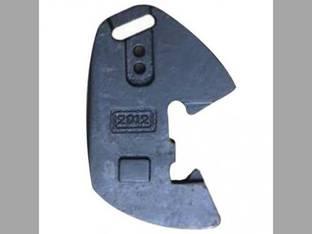 Weight - Suitcase Case IH MXM120 Magnum 245 MXM155 MX230 MXM130 Magnum 215 Magnum 335 Maxxum 115 MX275 MX215 Magnum 275 MX210 MX245 Magnum 305 MX285 Magnum 255 MX305 MXM140 MX255 New Holland