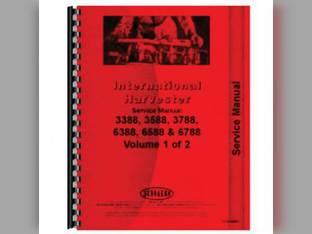 Parts Manual - 3388 3588 3788 International 3588 3388 3788