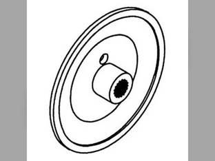 Used Fan Drive Inner Sheave John Deere 7720 8820 7721 H93503