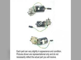 Used Wiper Motor John Deere 7300 7800 9510 9560 SH 7500 9400 9510 SH 9550 7200 9750 9650 STS 9560 STS 9650 CTS 9660 STS 7700 CTSII 9860 STS 4890 9550 SH 9560 7400 9660 CTS 9750 STS 9500 9410 9650 CTS