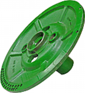 Variable Speed Sheave For Primary Countershaft