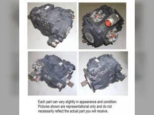 Used Hydraulic Pump Feeder/Header Drive Case IH AFX8010 7010 8010 87284709