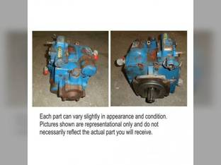 Used Hydrostatic Drive Pump Assembly Versatile 256 276 256 276 Ford 9030 9030 V107815