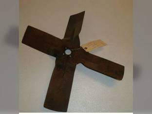 Used Cooling Fan - 4 Blade International 2656 656 396831R1