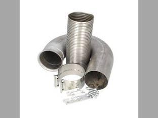 Exhaust Elbow Kit Case IH 9180 9270 9380 9170 9390 9370 9280 90-2912T1