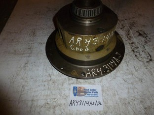 Differential Assy-w/Lock