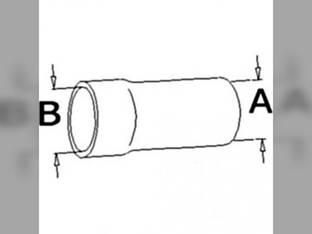 Radiator Hose - Lower Allis Chalmers 8050 8030 70273688