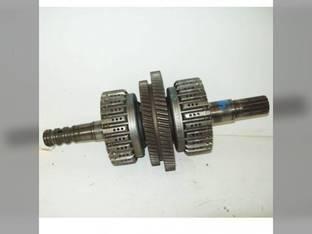 Used Transmission Drop Shaft Assembly Case IH 5230 5130 5140 5240 5120 5220 1995104C2