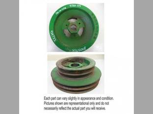 Used Accelerator Roll Drive Pulley John Deere 9750 STS 9650 STS 9560 STS 9660 STS 9860 STS 9760 STS H165008
