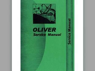 Service Manual - 1250 Oliver 1250 1250