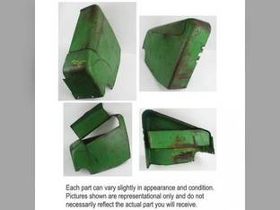 Used Rockshaft Cover - LH John Deere 2510 4020 3020 AR32572