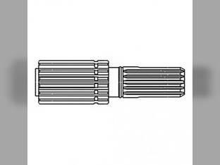 MFWD Sun Gear Shaft Ford 6610 7610 5110 5610 83946032 Case IH 995 844XL 795 885 895 743XL 845 695 685 745XL 856XL 785 81320C1