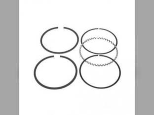 Piston Ring Set - Standard - 4 Cylinder International 330 340 404 C135 2404