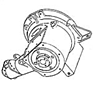 Remanufactured Separator Gearbox Assembly