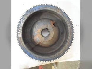 Used Flywheel and Ring Gear Ford 1910 SBA115356691