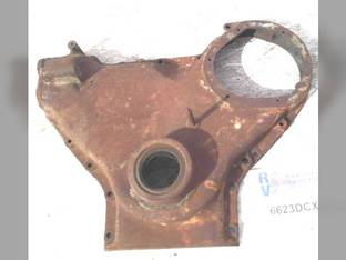 Cover-crankcase Front