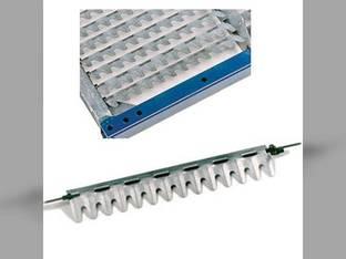 Top Chaffer Sieve - Adjustable Long Finger International 915 1460 1470 1440 172841C1 Case IH 1660 1640 1330686C1