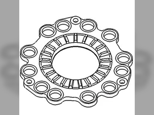 Pressure Plate, Front