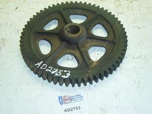 Gear-splined Shaft