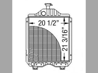 Radiator Kubota M8970 M8950 M9580 15484-72060