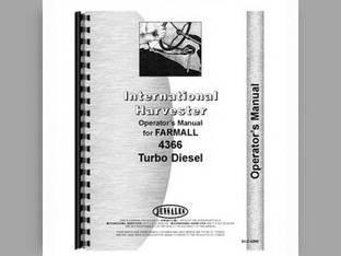 Parts Manual - 4366 4686 International 4366 4386