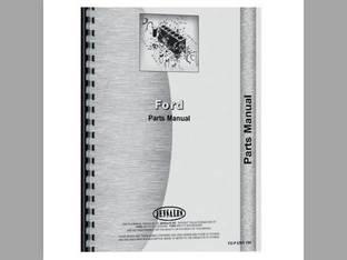 Parts Manual - CL30 CL40 Ford CL30 CL40