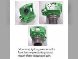Used MFWD RH Knuckle Housing John Deere 7600 7700 7800 R97541