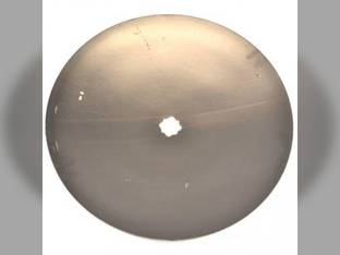 """Disc Blade 18"""" Smooth Edge 3/16"""" Thickness 1-1/8"""" Square x 1-1/4"""" Square Axle"""