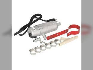 Kat's External Tank Engine Heater Thermostatically Controlled 850 Watt 120V