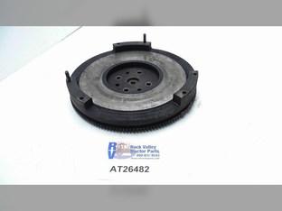 Flywheel-w/Starter Gear