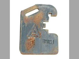 Used Suitcase Weight 75 lbs. Allis Chalmers 7080 7010 7040 7060 7045 7050 7000 7020 7030 220 210 6060 6080 70255861