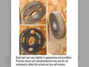 Used Crankshaft Idler Gear International 400 Super MTA Super M M 450 6362DX