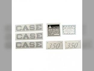 Decal Set Case 350