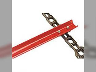Feeder House Chain - Smooth Slats Every 6th Link Case IH 1680 1682 1688 2188 1680 1682 1688 2188 117872A1 International 1480 1482 1480 1482 1324271C91