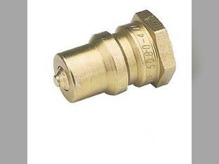 "Hydraulic Coupler Male Tip 1/2"" NPTF 44A134 A160884"