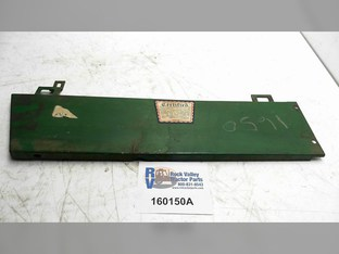 Panel-lower LH Rear