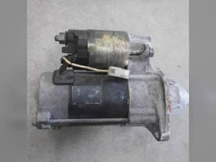 Used Starter - Denso PLGR (18418) Kubota B21 B21 6A100-31150