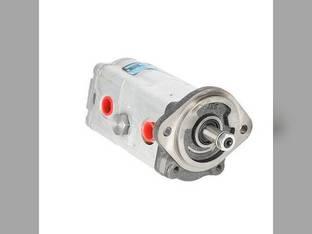 Power Steering Pump - Tandem - Dynamatic Massey Ferguson 383 390T 362 399 399 396 390 375 398 3701006M91